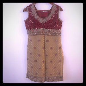 Indian Pakistani Dress Shalwar Kameez